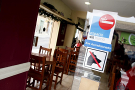 Salud abre más de un centenar de  expedientes sancionadores por incumplir la Ley Antitabaco