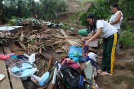 Ascienden a 68 los muertos por la tormenta 'Usman' en Filipinas