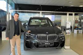 Proa Premium comercializa el nuevo BMW X5