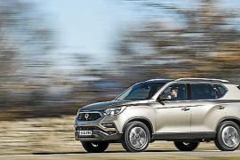 SsangYong Rexton 2019; tecnología y carácter SUV