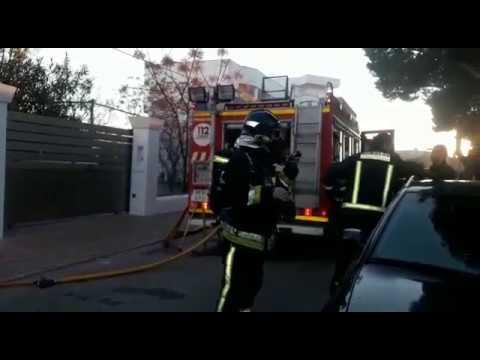 Un incendio en la discoteca Sankeys Ibiza de Platja d'en Bossa deja dos heridos leves