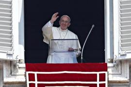 """El Papa: """"Un mundo que mira al futuro sin mirada materna es miope"""