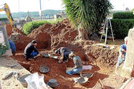 A la búsqueda de los cuatro republicanos asesinados y enterrados en el cementerio de Llucmajor