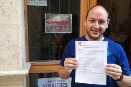 Guillermo Amengual, un animalista para la lista de Actúa a Palma