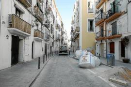 Un conductor da positivo en todas las drogas que se pueden analizar en Ibiza