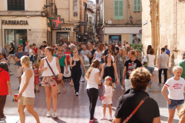 La población de Baleares crece un 1,16% en 2017, según el INE