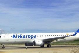 Air Europa estrena 2019 con promoción de vuelos nacionales para residentes de Baleares