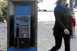Indultadas las 398 cabinas de teléfono que hay en Baleares