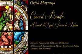 Concierto solidario del Orfeó Mayurqa