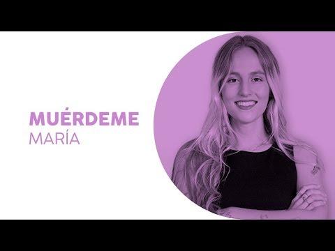 La canción 'Muérdeme' interpretada por María, la más votada para Eurovisión