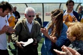 Fallece el mítico entrenador l'amo en Joan Martí