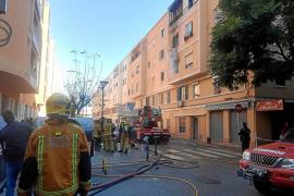 Un error al encender una estufa de butano provocó el incendio de Cas Capiscol
