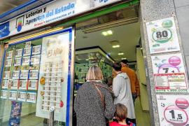 Balears se juega 11,9 millones de euros en la Lotería del Niño, un 9 % más que en 2018