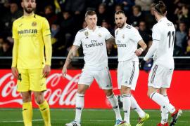 Un doblete de Cazorla neutraliza al Real Madrid