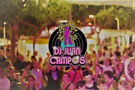 DJ Juan Campos convierte con su música La Movida en un guateque