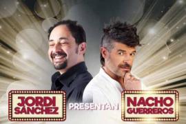 El humor de 'La noche es comedia' llega al Auditórium con Jordi Sánchez y Nacho Guerreros