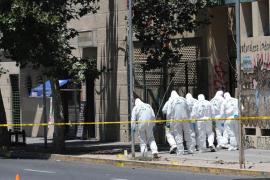Cinco heridos por una explosión en una parada de autobús en Chile