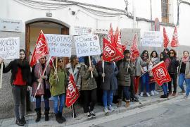 Los trabajadores de Gaspar Hauser ya llevan cinco meses sin cobrar la nómina