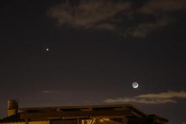 Venus i na Lluna