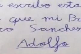 El PP borra un tuit con un vídeo en el que un niño deseaba la muerte de Pedro Sánchez