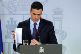El Gobierno lleva a la Fiscalía el tuit del PP con el vídeo que deseaba la muerte de Sánchez
