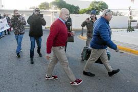 José Juan Cardona sale de la cárcel en su primer permiso de 48 horas en más de un lustro