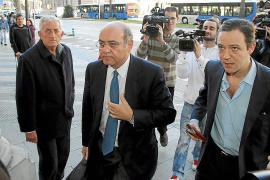 Negociaciones de última hora para buscar un acuerdo en el 'caso Puertos'