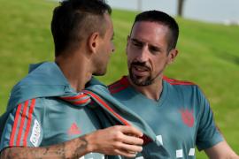 El Bayern sanciona a Ribéry por insultos en Twitter