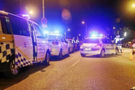 Detenidos dos porteros de un bar de copas por propinar una paliza a un cliente en Palma