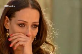 Las lágrimas de Eva González en 'MasterChef Junior'