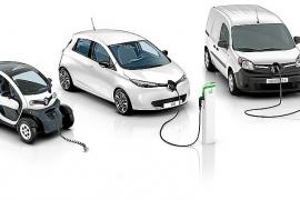 Renault lidera el mercado de vehículos 100% eléctricos