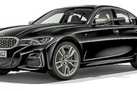 BMW ha dado a conocer el nuevo M340i xDrive berlina