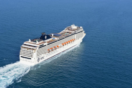 Seis ciudadanos de Baleares se embarcan en la vuelta al mundo en crucero