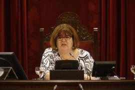 Xelo Huertas presentará 'Moviment 4 Illes', el partido con el que encabezará una candidatura al Parlament
