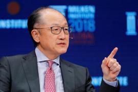 Dimite el presidente del Banco Mundial, Jim Yong Kim