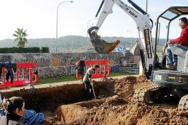 Retoman la búsqueda de los restos del exalcalde de Búger en la fosa de Santa Maria