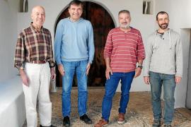 'Un parell de 3': Expertos en música polifónica tradicional de toda Europa