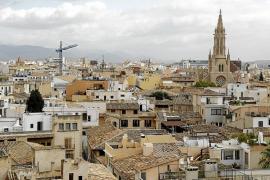 El 68 % de los edificios obligados de Palma no cumplió con la inspección en 2018