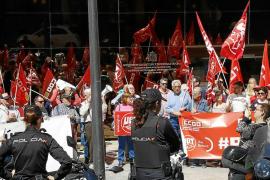 Los sindicatos impulsan una plataforma que «frene a la extrema derecha»