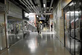 Pimeco y Afedeco piden que las galerías de la Plaça Major sean el eje para dinamizar Palma