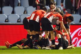 Iñaki Wiliams saca de los puestos de descenso al Athletic