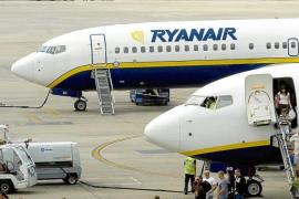 Desconvocan la huelga de tripulantes de Ryanair