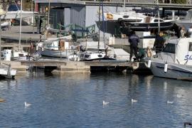 Localizan el cadáver de un hombre de 70 años flotando en aguas del Club Nàutic d'es Portitxol