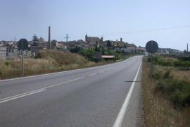 Dos heridos en un accidente de tráfico entre Can Picafort y Santa Margalida