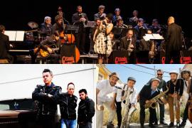 Sant Sebastià Palma 2019: Concierto pop-rock en la Plaça de l'Olivar