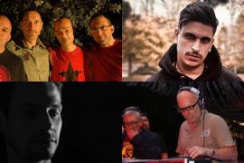 Sant Sebastià Palma 2019: Concierto pop en la Plaça d'Espanya