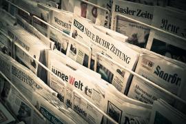 La RAE modifica sus definiciones de 'periodista' y 'periodismo'