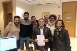 Virgilio Moreno vuelve a presentarse como candidato del PSIB en Inca