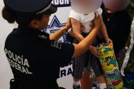 Rescatan en el aeropuerto de Cancún a una menor española a la que habían secuestrado