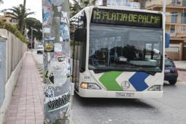 Descuentos en los autobuses de la EMT para jóvenes en paro
